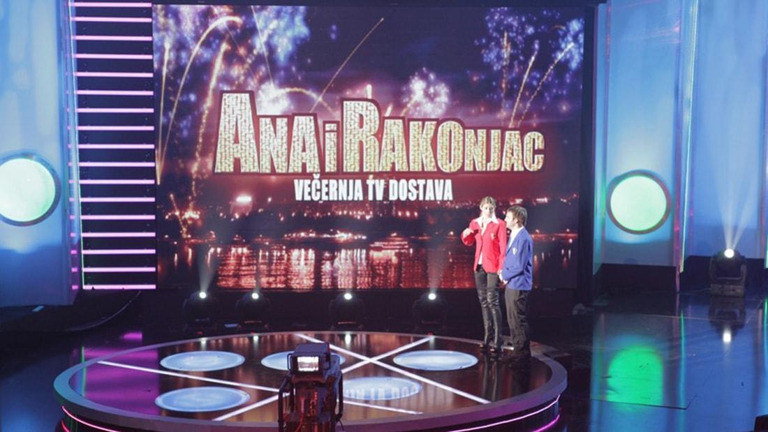Ana i Rakonjac - Večernja TV dostava